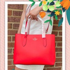 NWT Kate Spade Harper Satchel crossbody Bag